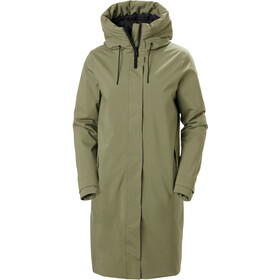 Helly Hansen Victoria Insulated Rain Coat Women, lav green